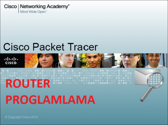 CİSCO PACKET ROUTER KODLAMA